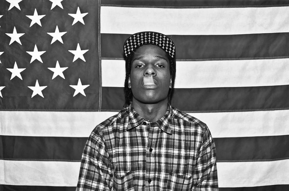 A$AP Rocky  via MTV