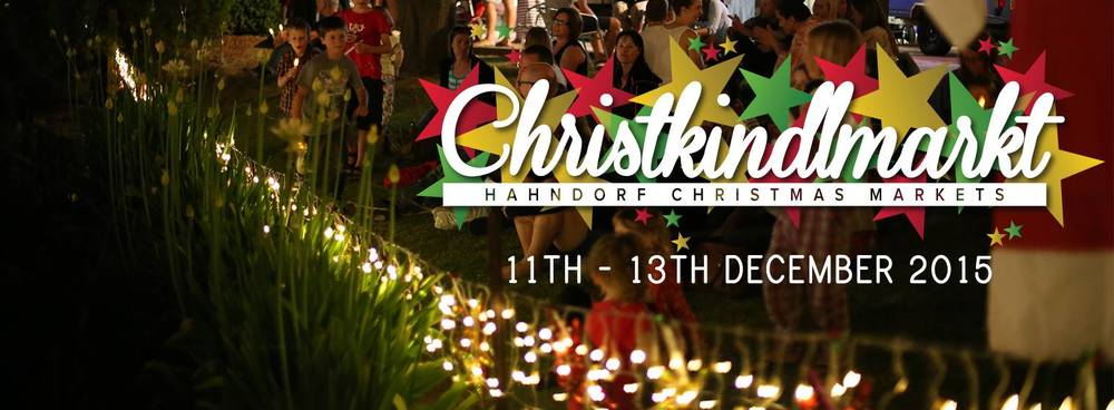 via Hahndorf Christkindlmarkt Facebook