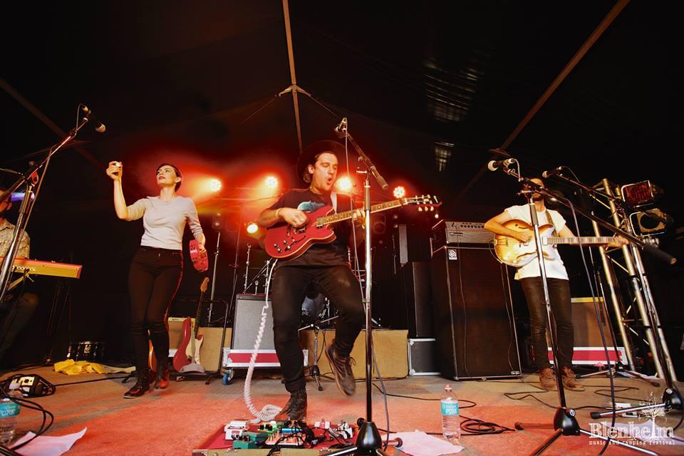 Timberwolf, Blenheim Festival 2015.