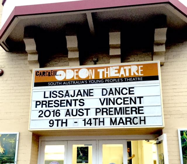 vincent the show