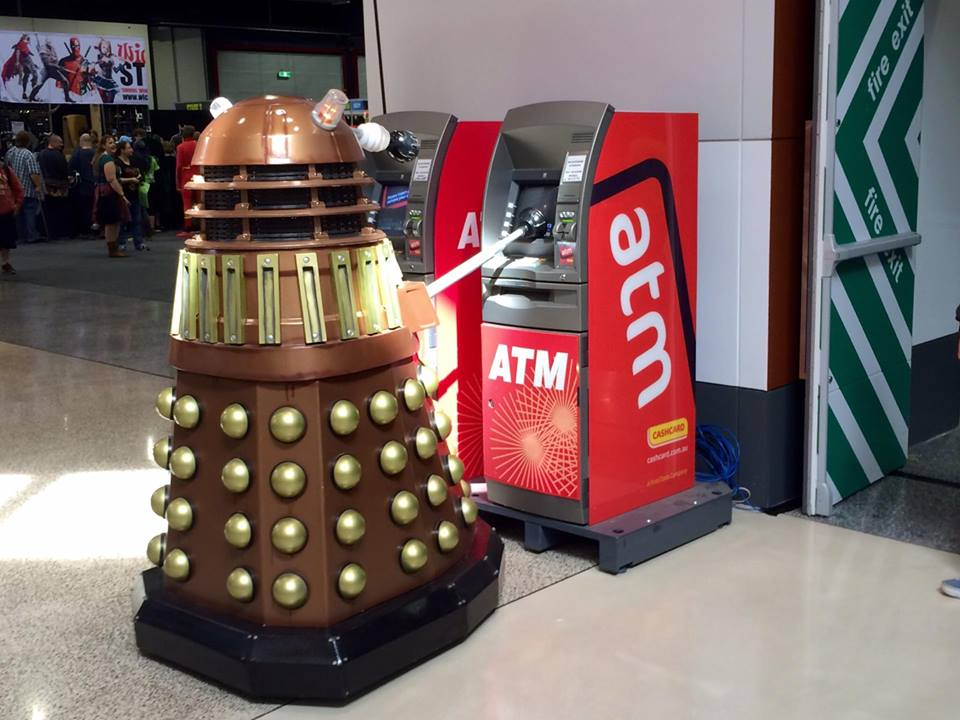 """""""Daleks must acquire currency!"""""""