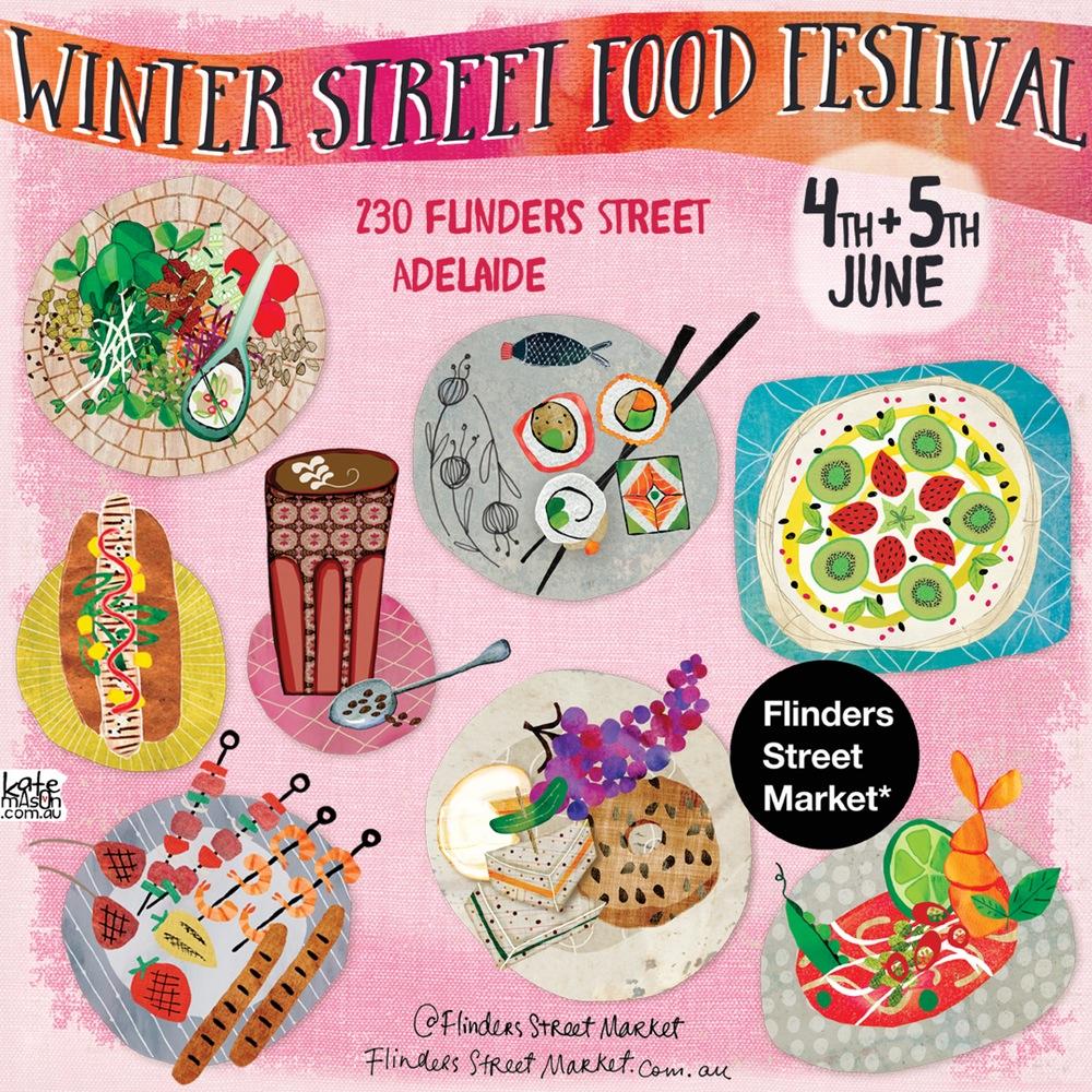 Image via the Flinders Street Market official website