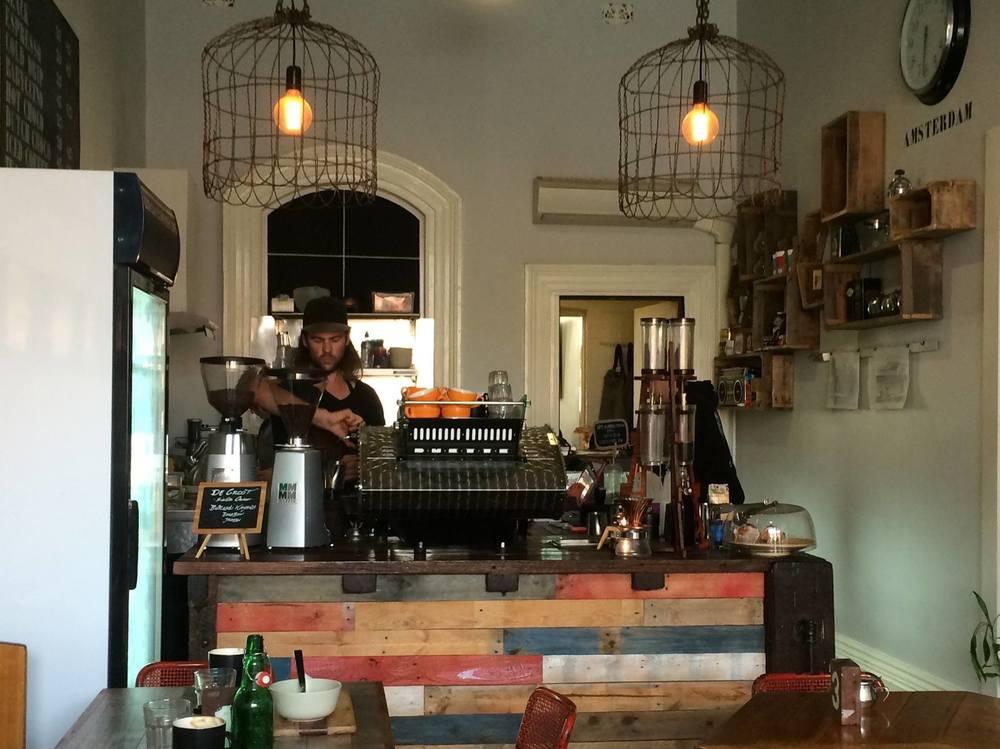 Dutch Coffee Lab cafe