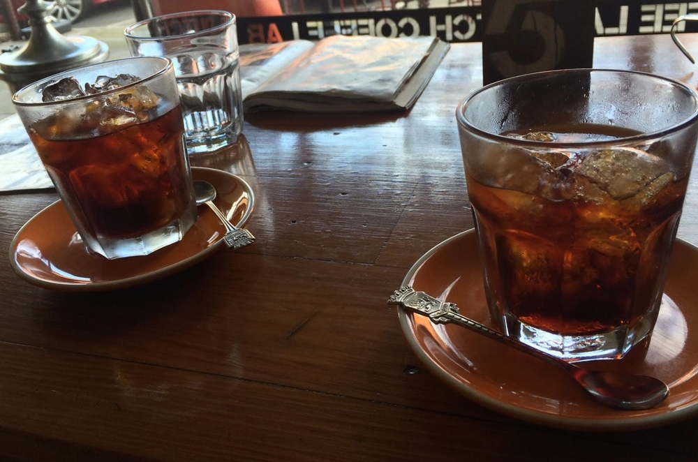 Cold drip coffee de Groots