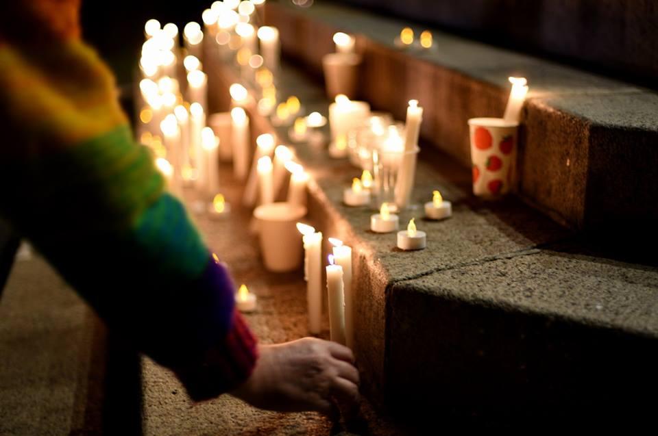 Image via Adelaide's Vigil for Orlando's Facebook page