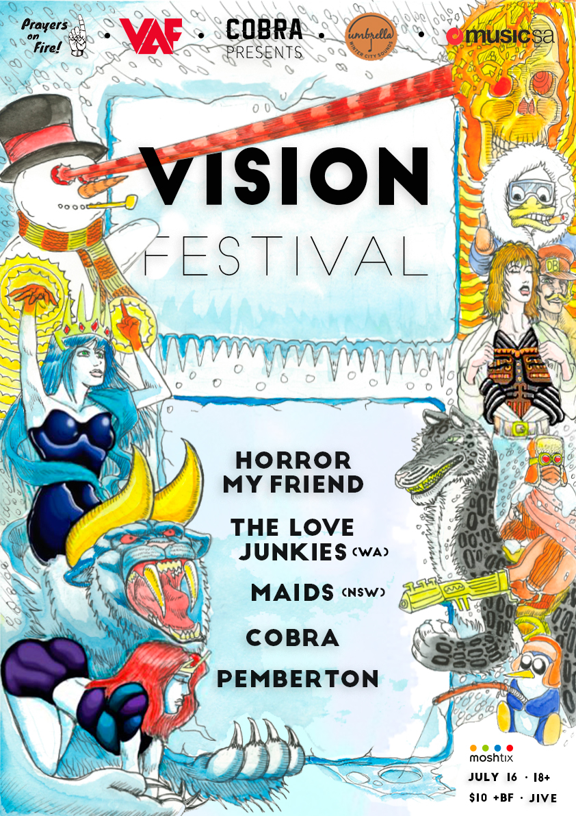 Image via Vision Festival