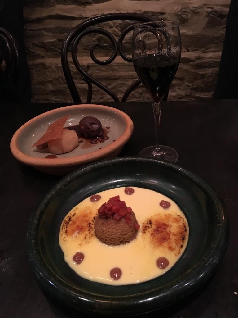 Bistro Dom dessert