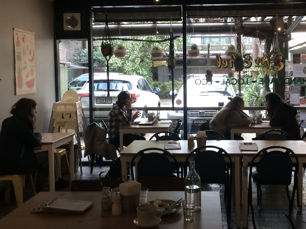 E for Ethel cafe