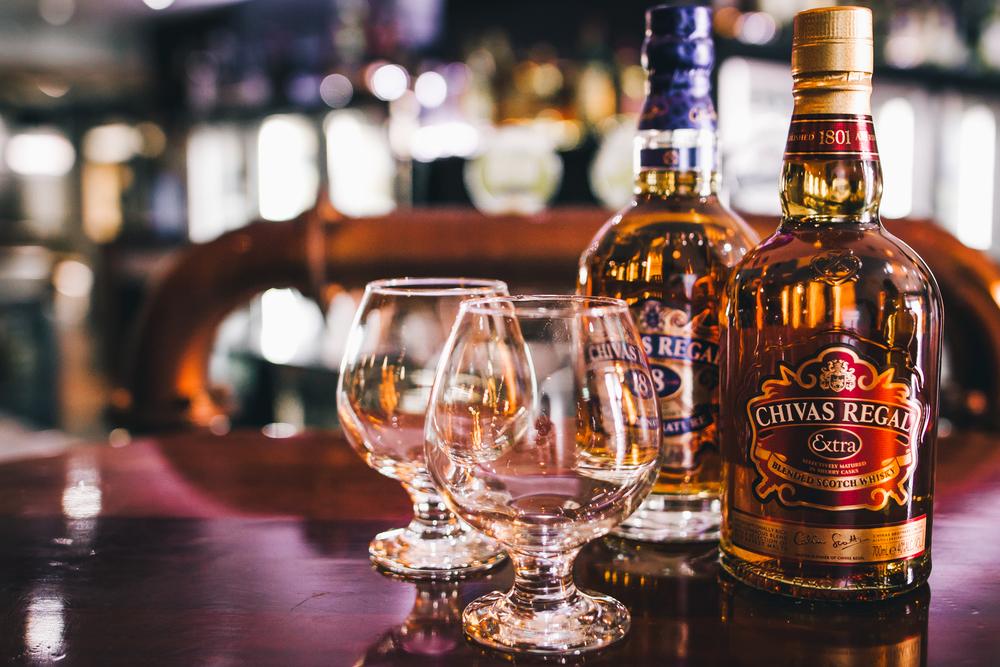 Whisky tasting, anyone?
