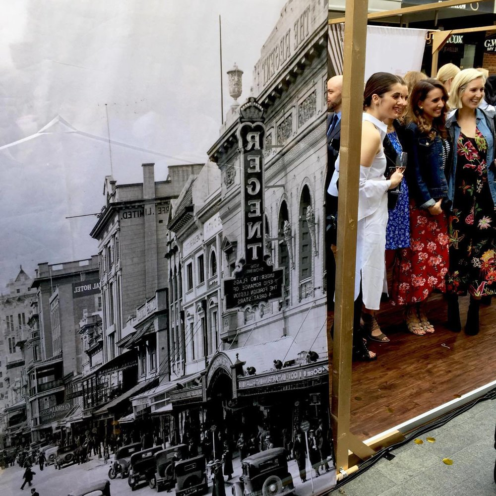 Rundle Mall Turns 40