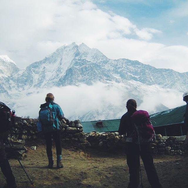 Mt Everest, Nepal.