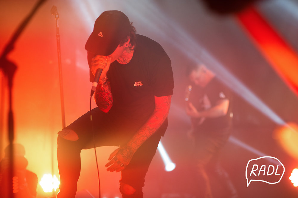 The Amity Affliction Photo Dave Rubinich