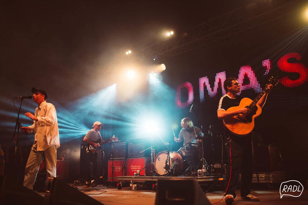 DMAs Falls Festival