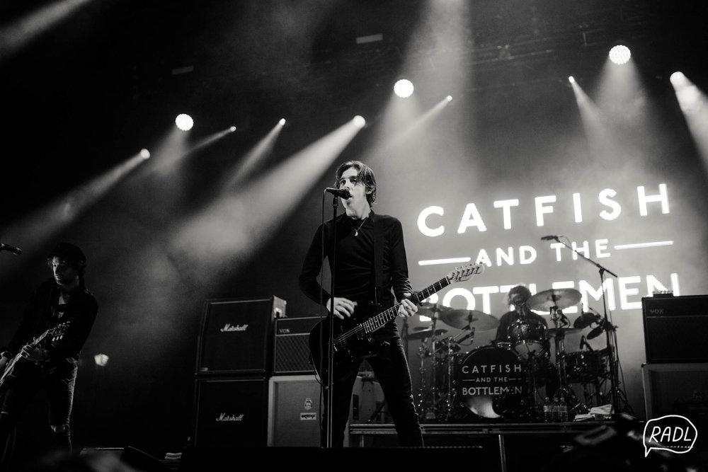 Catfish and the Bottlemen Falls Festival