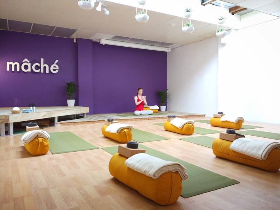 Yoga at Mache