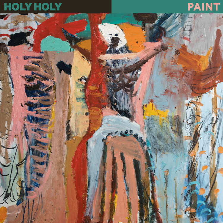 Holy Holy's New Album: Paint, via Holy Holy