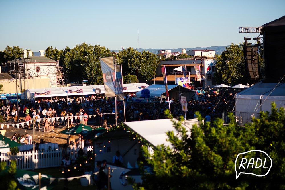 Laneway Festival Adelaide
