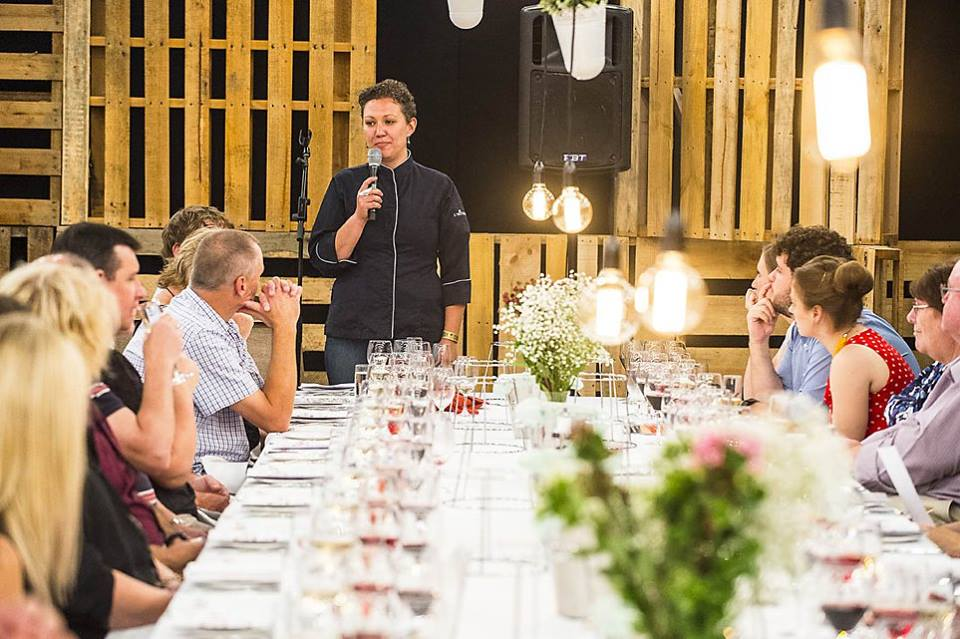 Long Table Dining Experience via Cellar Door Fest