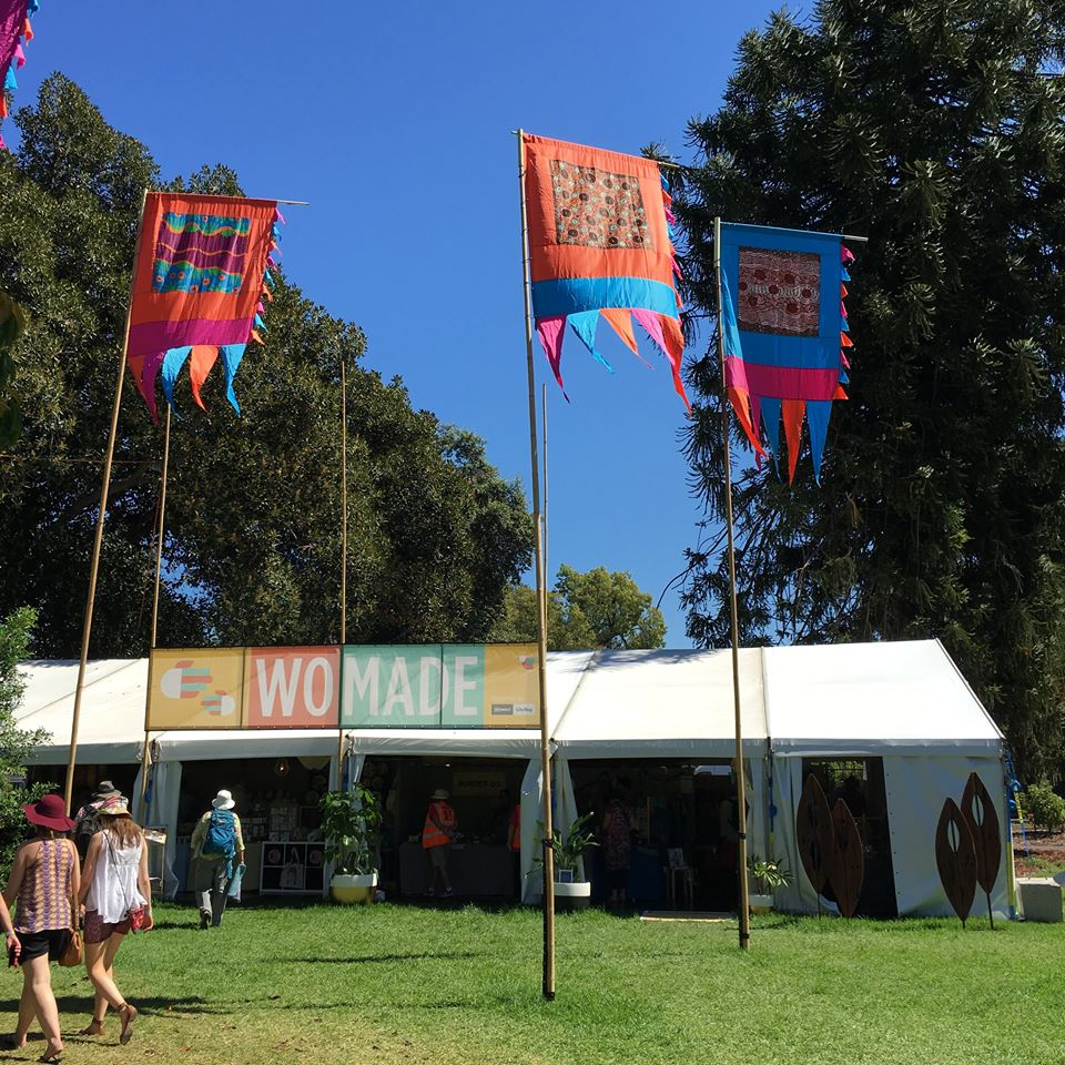 Image via Womadelaide's Facebook page