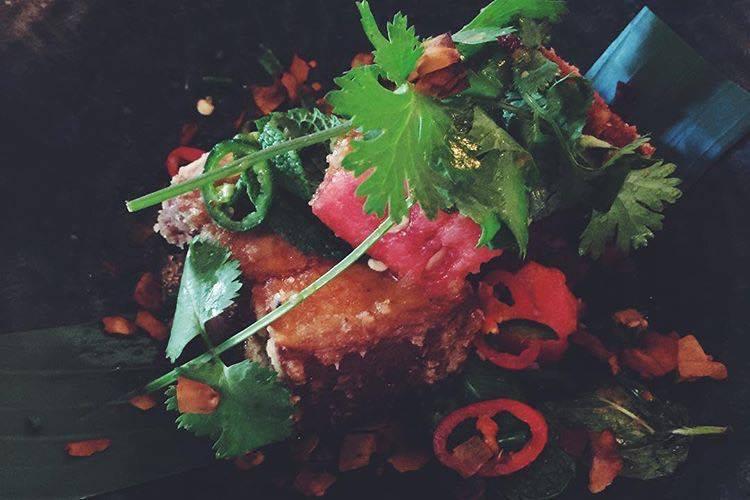 Luau Pork Belly