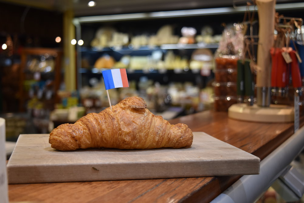Nobody puts pastry in the corner - Dirty Francing.
