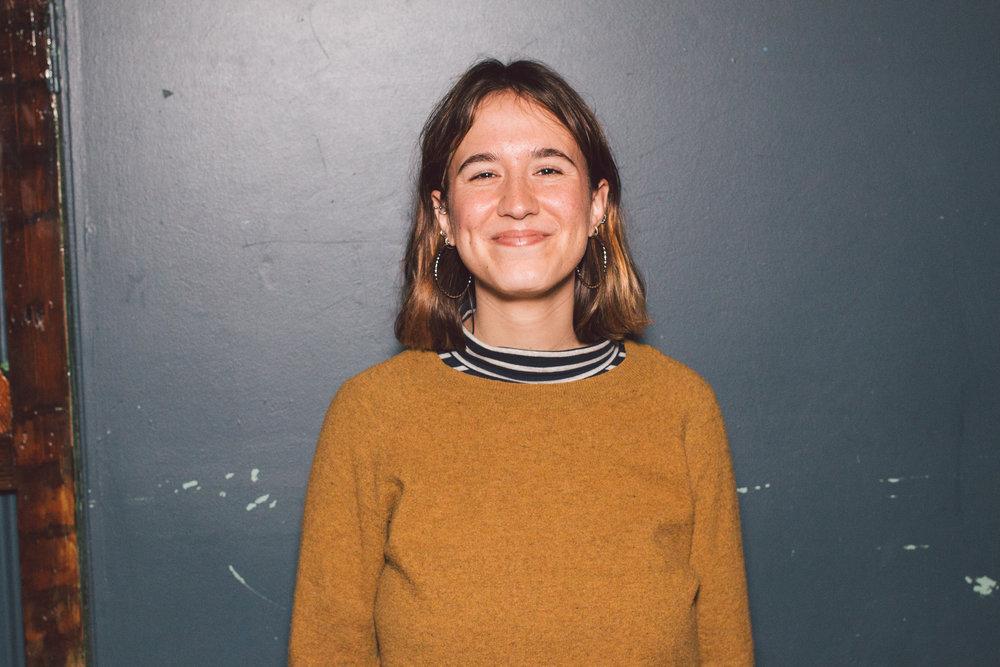 Caitlin Tait - writer