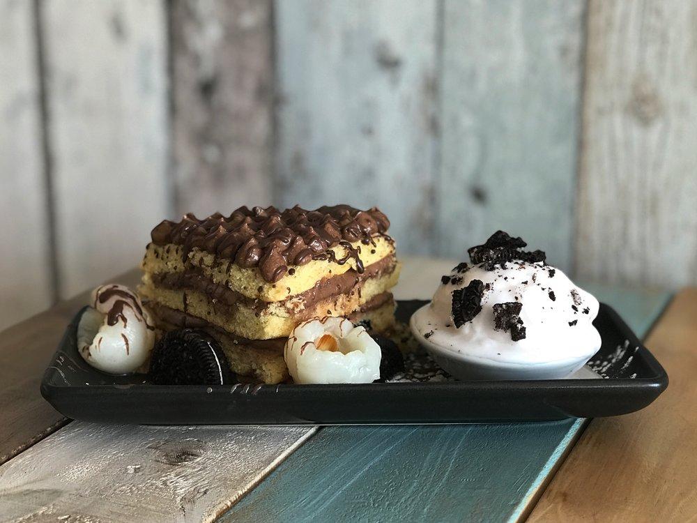Nagev Dessert Night