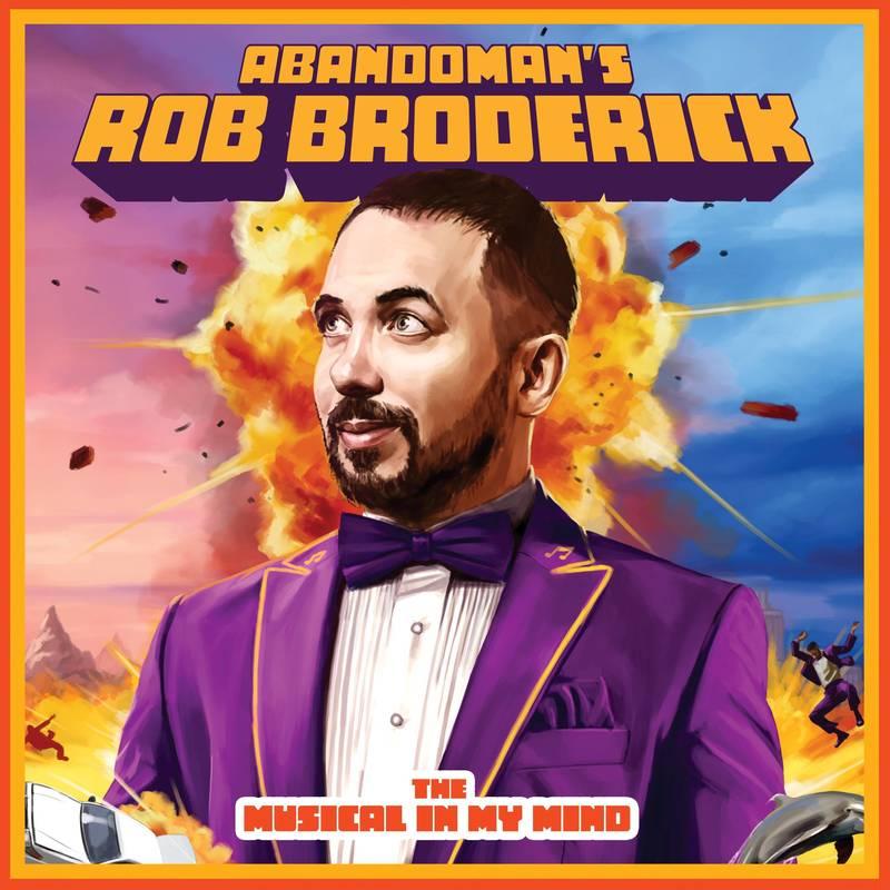 Abandoman's Rob Broderick