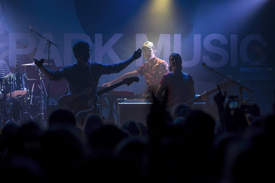 Ball Park Music @ The Gov | image via Eventalaide