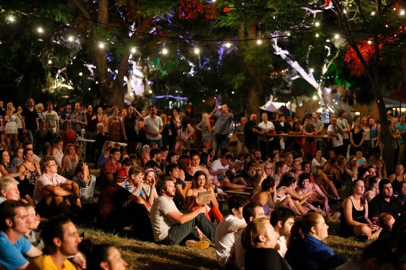 Garden of Unearthly Delights (photo by Tony Virgo)
