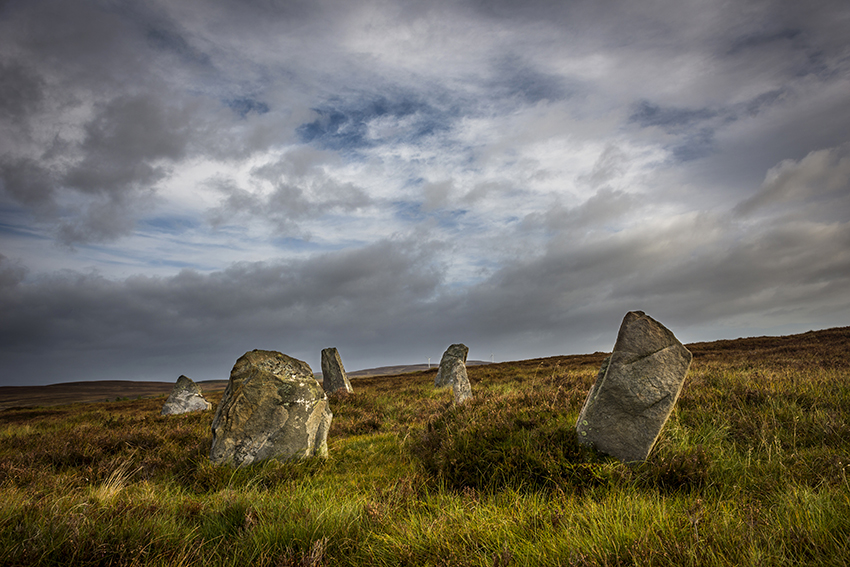 Achinduich stone circle