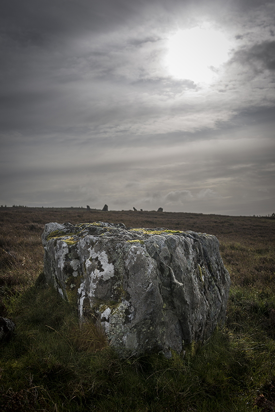 A possible outlier to Achinduich stone circle