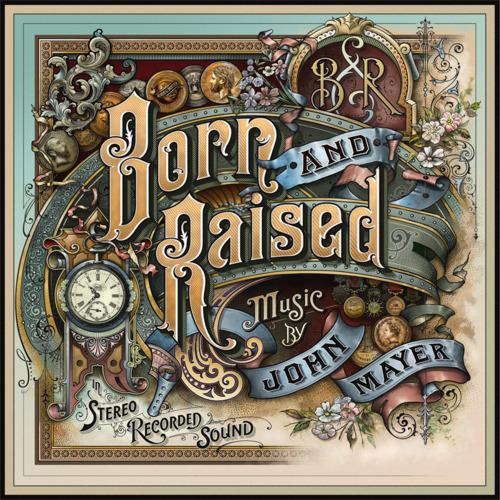 Film: The making of John Mayer's'Born & Raised' album artwork