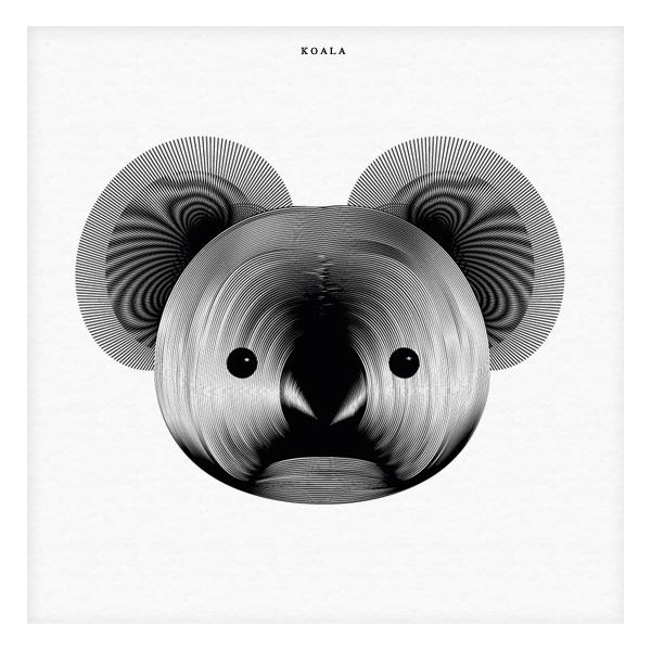Design: Animals inmoiré