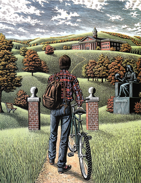 Art: Journey and Destination by Douglas Smith