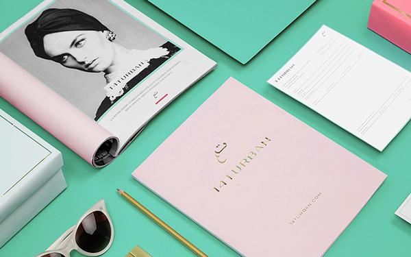 Design: Graphic Design forT4TURBAN