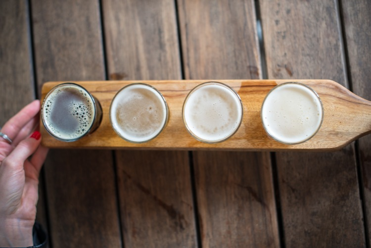 Travel: A day at the Red Hill Brewery