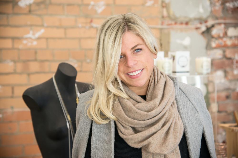 Interview: Cumulus Diaries meets Anna Cowen, of Edenborough Evansin Melbourne
