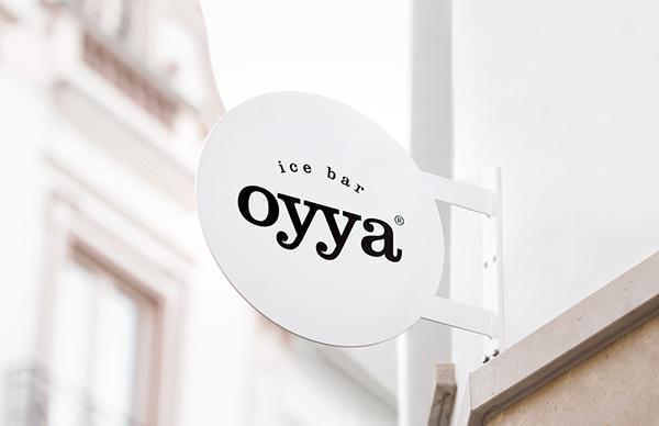 Design: Oyya, ice bar in Bruges