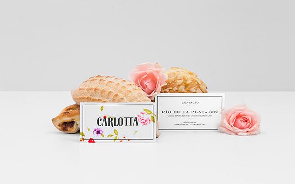 Design: Graphic Design for Carlotta based in Mexico