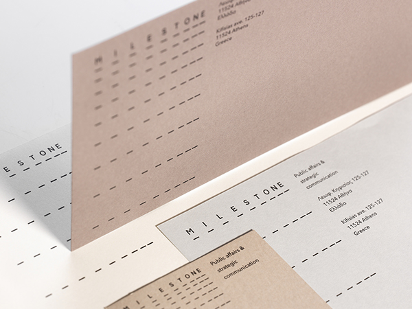 Graphic Design:Milestone