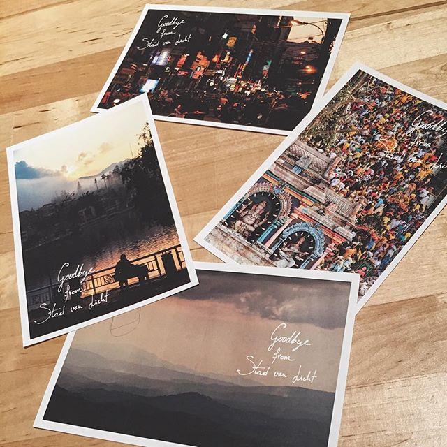 Postcards part II 💌  #stadvanlicht #vsco #vscocam