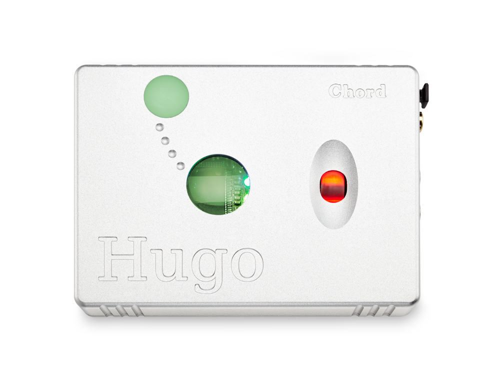 Hugo DAC/head amp