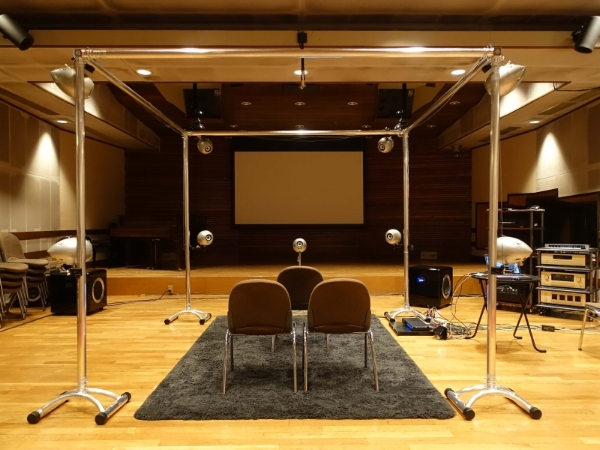 Atmos 3D audio at AES show, NY - ECLIPSE to host 'invisible speaker' 3D audio demos at AES 2017, NY