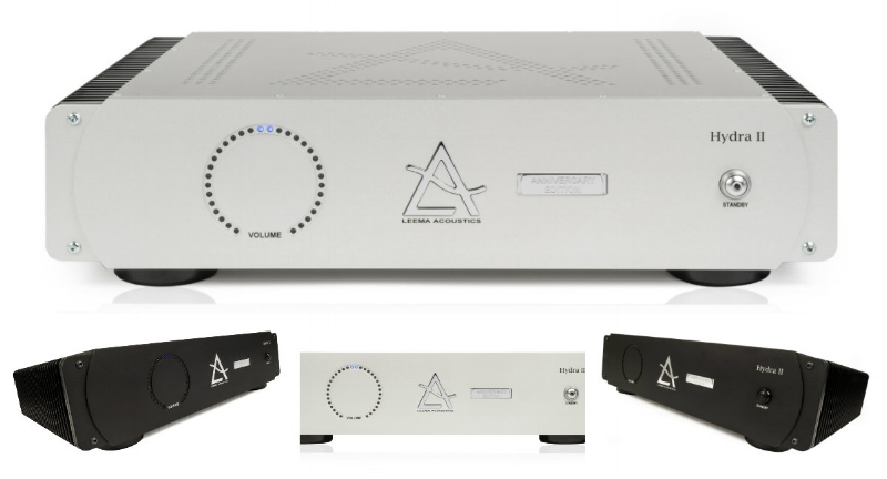 Hydra II AE brings the power - New Anniversary Edition power amplifier is a heavily upgraded version of a Leema classic