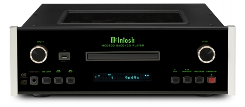 SACD/CD player - Immaculate playback for silver discs