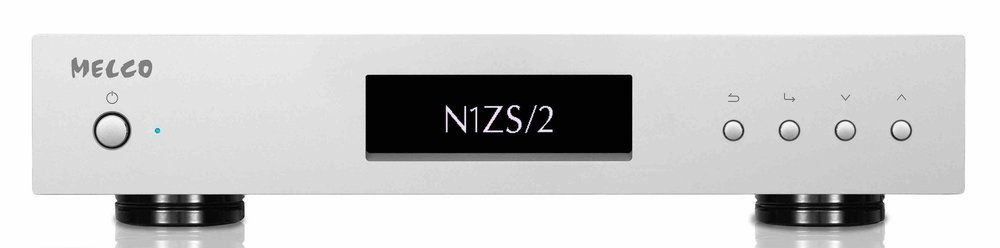 MELCO N1ZS/2 Hi-Res Digital Music Library