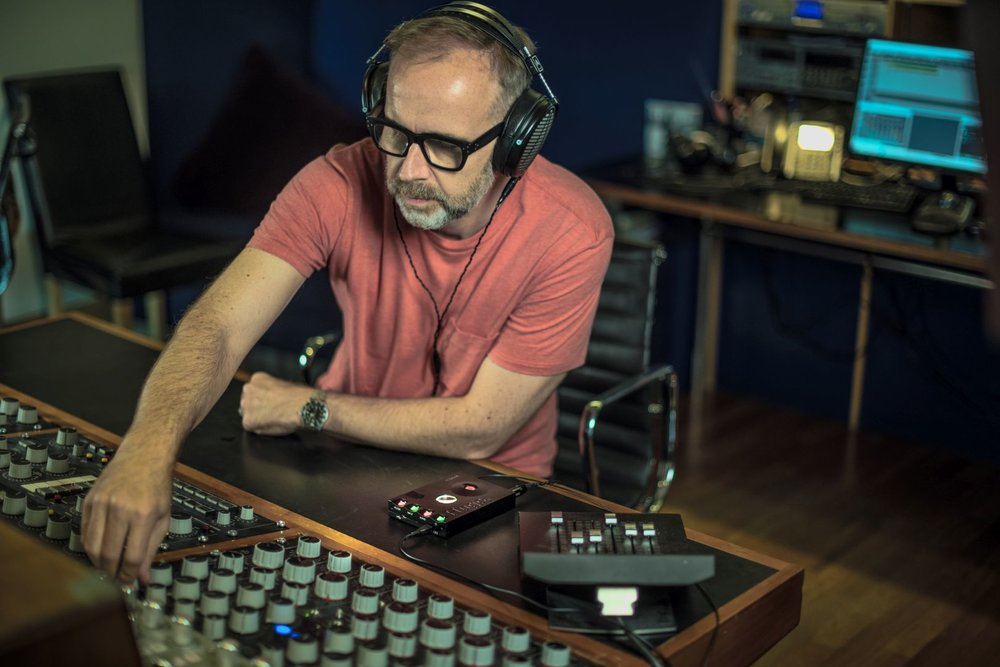 Metropolis Studios' Mastering Engineer Stu Hawkes using Chord Electronics' Hugo 2 DAC/headphone amp; see Hugo 2, Hugo TT2 and Mojo at the NAMM show 2019