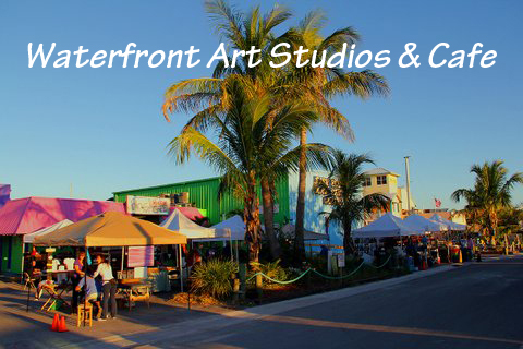 the Fish House Art Center is located on the beautiful Stuart, Florida waterfront in the historic Port salerno fishing Village. the Fish House is home to 8 resident working artist studios and The Art Gumbo Art Gallery.