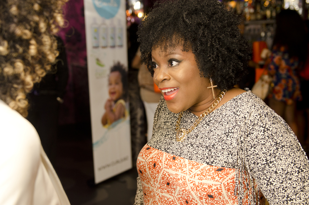 CURLS Events Manager Julian Addo